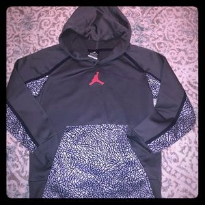 Jordan THERMA- fit hoodie extremely well kept